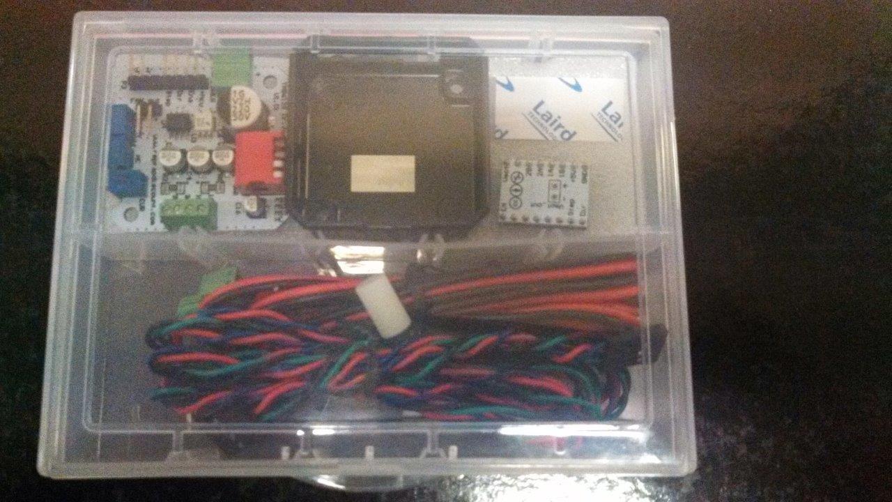 1/128 Microstepperdriver RRD Silencioso